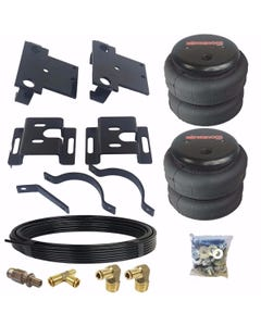 2001-10 Chevy 2500 Towing Assist Over Load Air Bag Suspension Air Ride Lift Kit