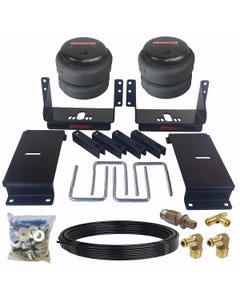 Tow Assist Kit Rear Axle Air Level 1994 - 02 Dodge Ram 3500 Over Load Leveling