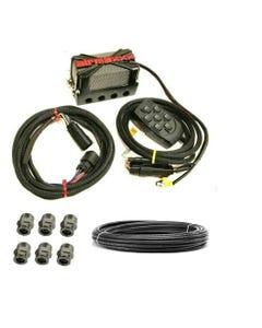 "3/8"" airmaxxx X4 Manifold Air Suspension Valve X7 Switch Box Controller"