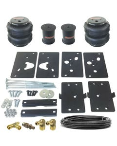 """No Drill Air Tow Assist Load Level Kit Fits 2014-20 Dodge Ram 2500 Lifted 6"""""""