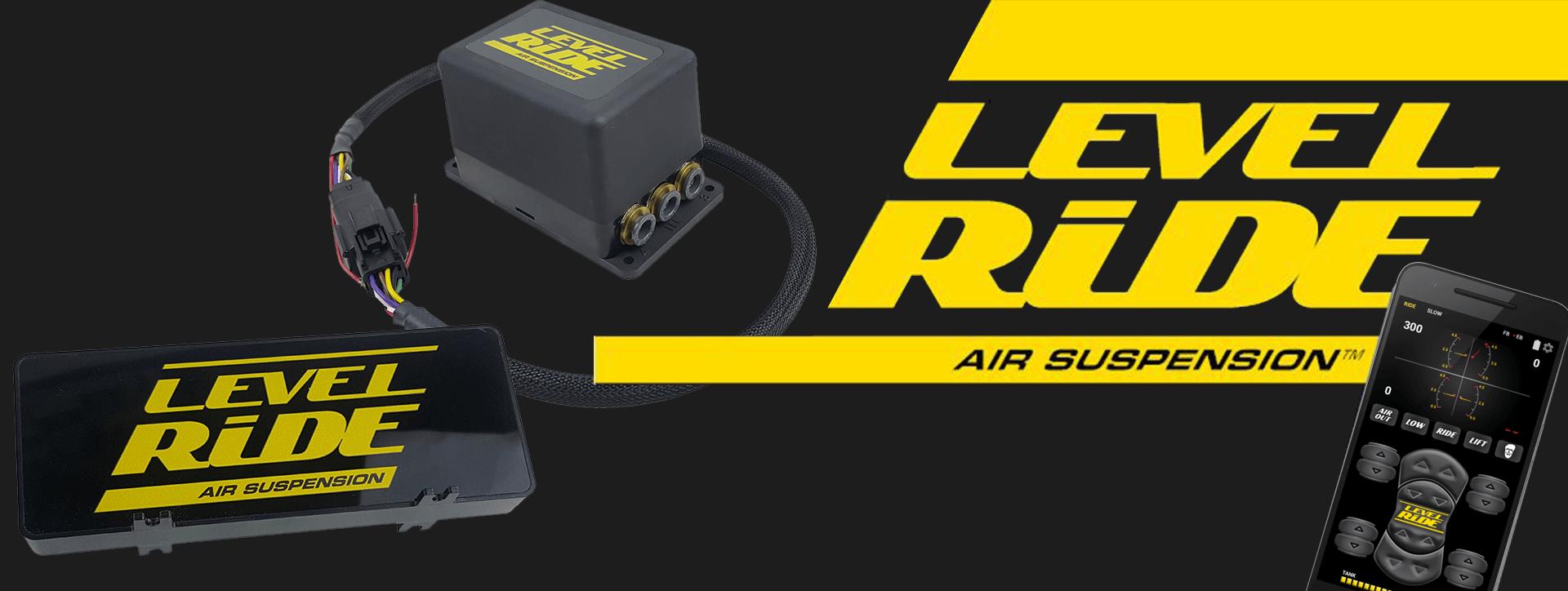 Level Ride Air Suspension