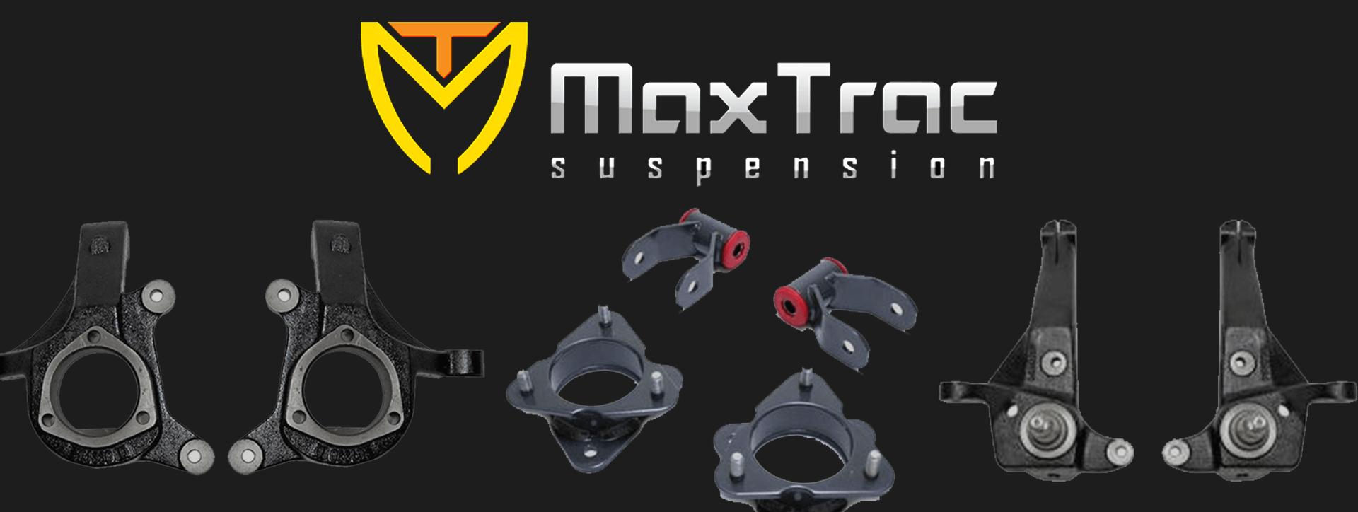 MaxTrac  Suspension Parts
